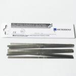 نوار پرداخت استیل  دو رو | Stainless Steel Abrasive Strip double face - 2-5